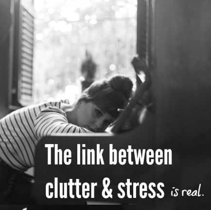 Clutter Stress